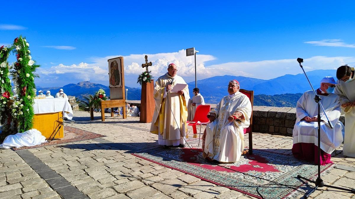 Il Discorso del Vescovo Giuseppe in occasione della Statio